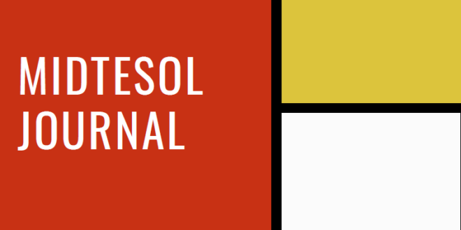 MIDTESOL Journal Vol 2 Is Now Available