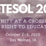 MIDTESOL 2020 Conference